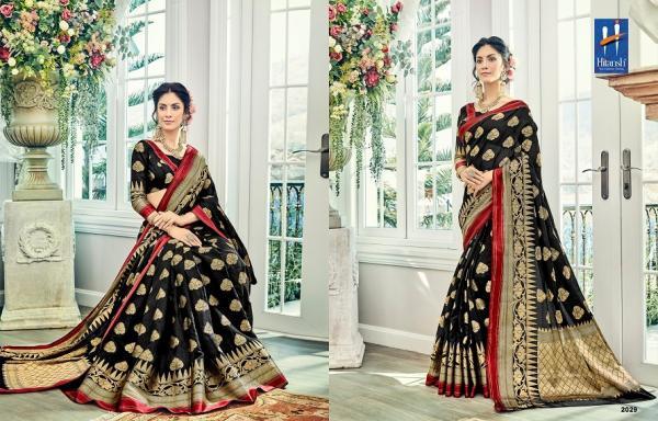 Hitansh Saree Silk Touch Vol 4 2029 2040 Series