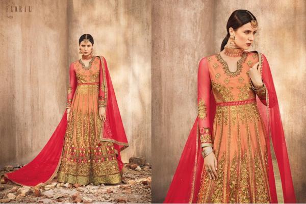 Jinaam Floral Elior 7428 7433 Series