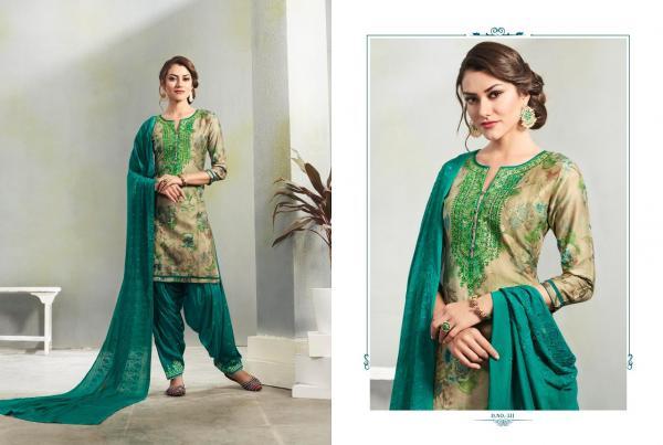 Kajree Fashion Saptrang By Patiyala 511 522 Series