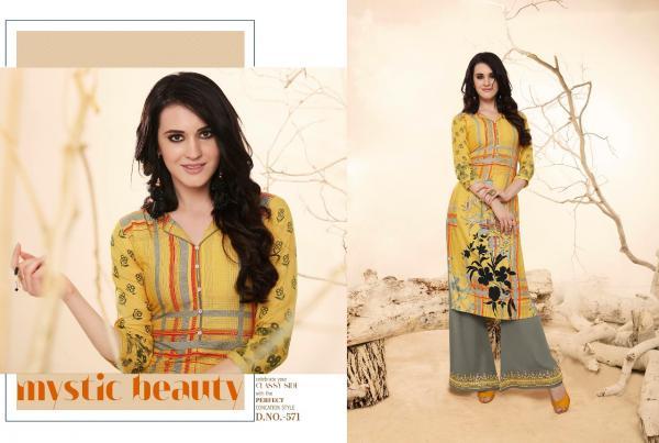 Kajree Fashion Chambor Vol 2 571 582 Series
