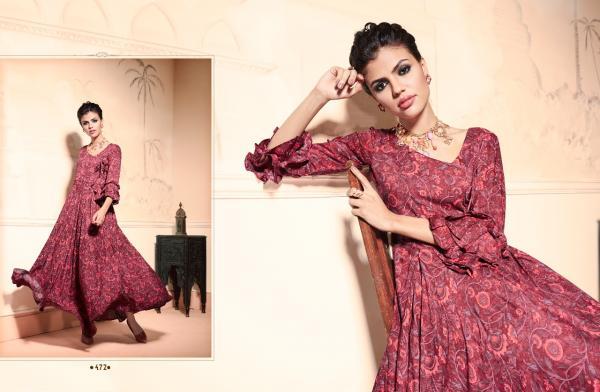 Kajree Fashion Dzire 471 479 Series