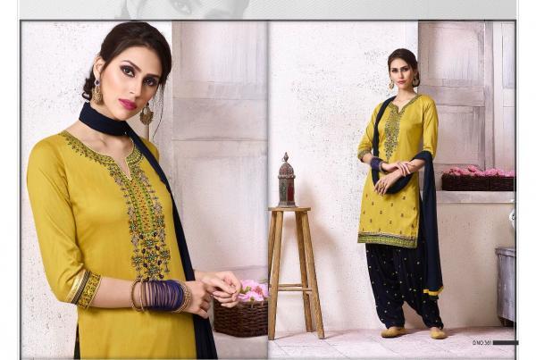 Kajree Fashion Of Patiyala Vol 18 361 372 Series