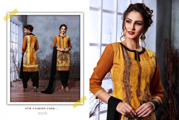 Kajree Fashion Royal Patiala Vol 3 451 462 Series