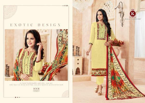Kala Fashion Vanishka Vol 2 1001 1012 Series