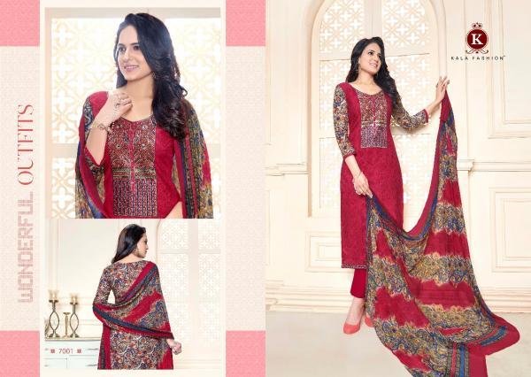 Kala Fashion Tanya 7001 7007 Series