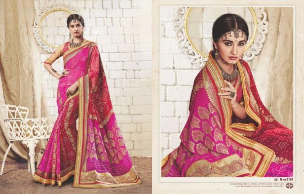 Kessi Fabrics Bhendaj Vol 7 7101 7118 Series