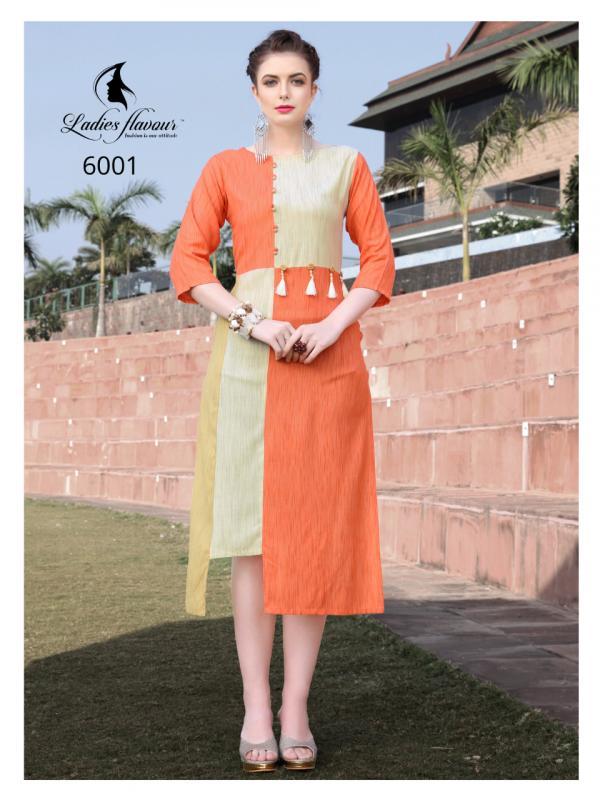 Ladies flavour Nyra 6001 6007 Series