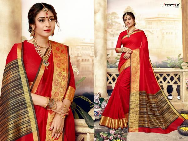 Lifestyle Khadi Silk Vol 16 52821 52832 Series