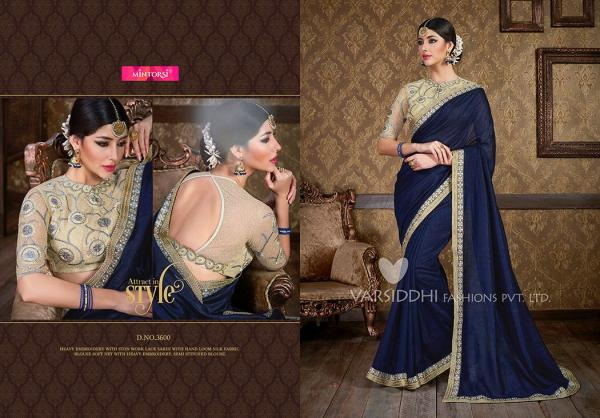 Varsiddhi Fashion Mintorsi 3600 3612 Series