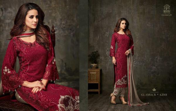 Mohini Fashions Glamour Vol 42 42001 42006 Series
