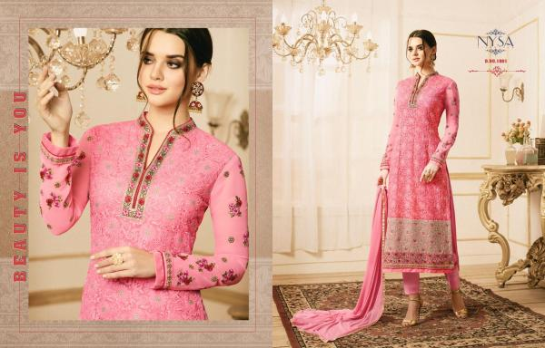 Nysa Straight Suits Collection Vol 9 1801 1805 Series