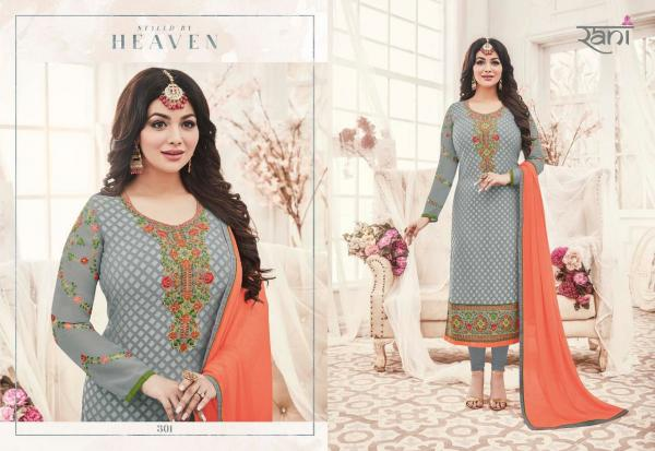 Rani Fashion Aadira Vol 3 301 312 Series