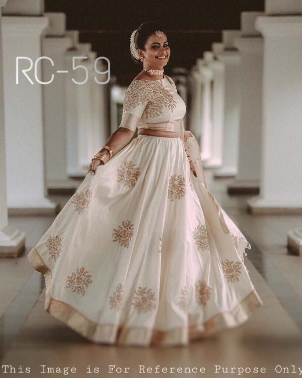 RC Designer Lehenga RC 59