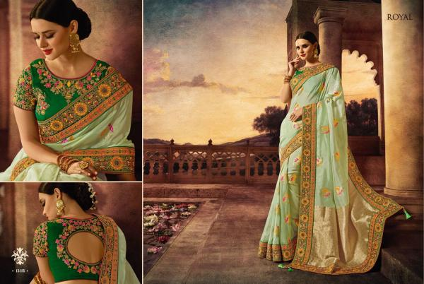 Royal Vol 31 Sarees 13115 13127 Series