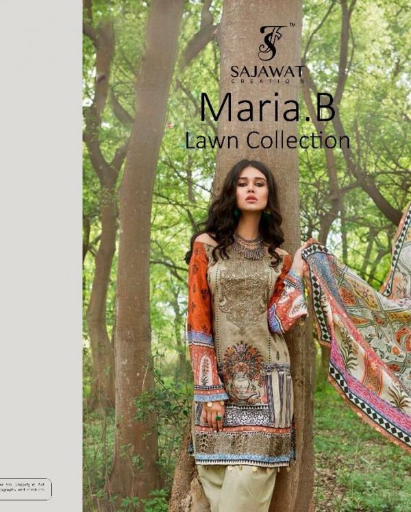 Sajawat Creation Maria B 4061 4068 Series