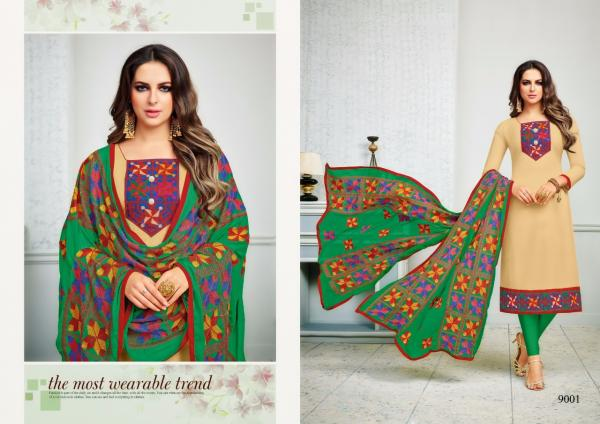 Samaira Fashion Mirzya 9001 9012 Series