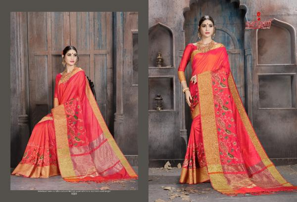Sangam Saree 1001 1008 Series