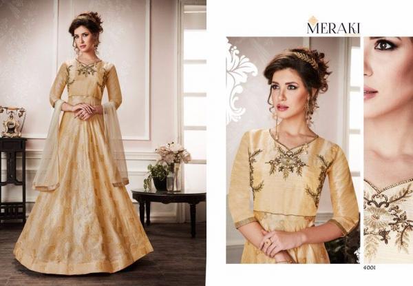 Sanskar Style Meraki Maher 4001 4006 Series
