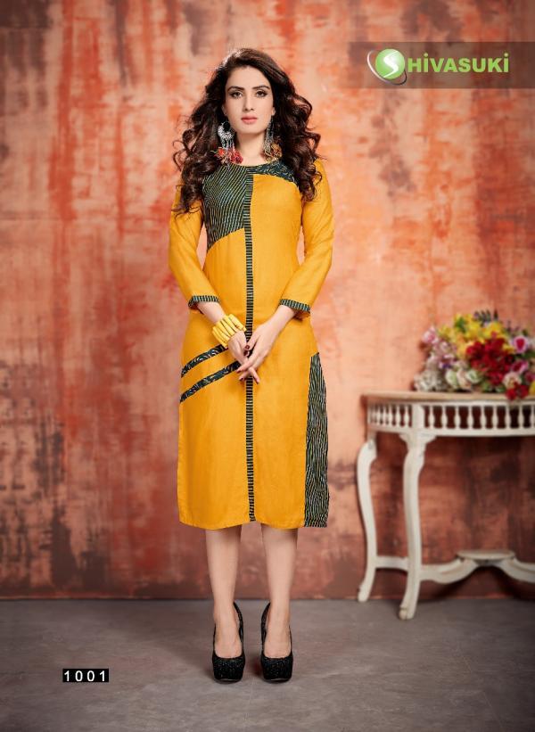 Shivasuki Looks Swara Vol 1 1001 1008 Series