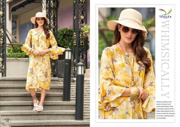 Tanuza Fashion Anne 298 308 Series