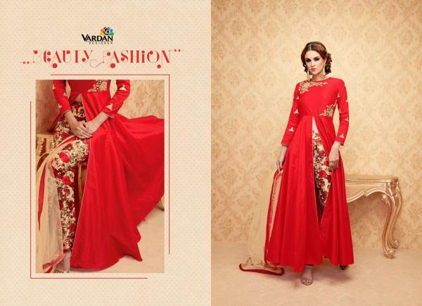Vardan Designer Navya Vol 1 101 108 Series