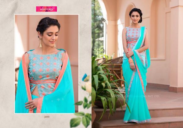Varsiddhi Fashion Mintorsi Jashmine 3100 3110 Series