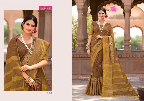 Varsiddhi Fashion Mintorsi Rithika 5801 5813 Series