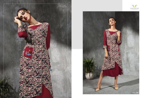 Vasanche Vogue 320 325 Series