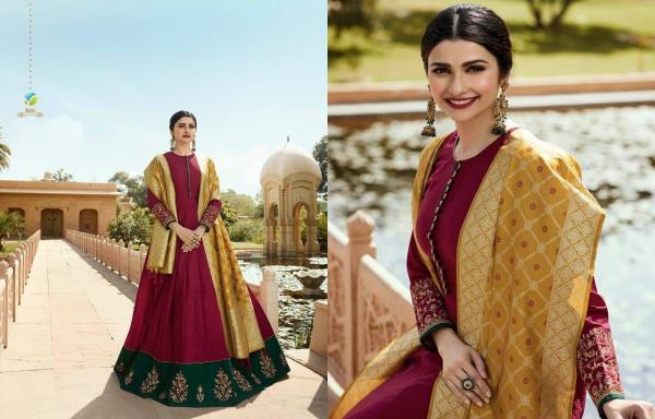 Vinay Fashion LLP Tumbaa Prime - Time 35251 35257 Series