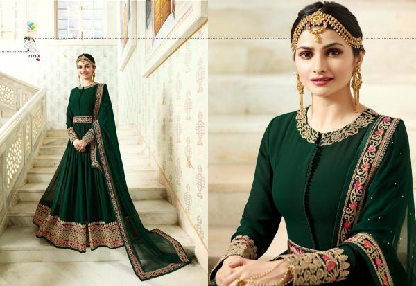 Vinay Fashion LLP Kaseesh Rajmahal 7173 7175ABCD Series