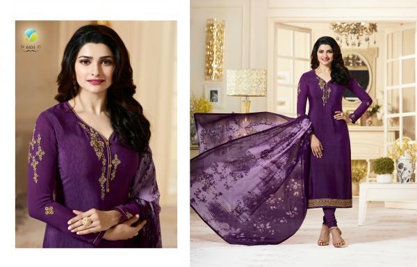 Vinay Fashion LLP Silkina Royal Crepe Vol 15 6454 7271 Series