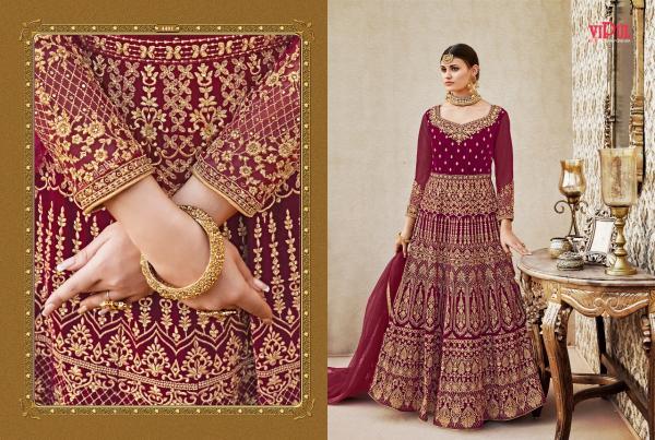 Vipul Fashion LLP DCAT Vol 44 Reflection D4401 A D4409 A Series