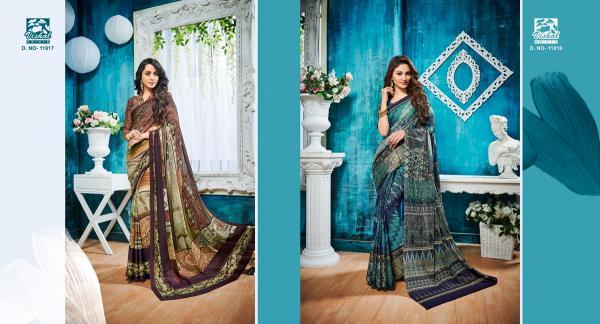 Vishal Fashion PVT LTD Fusion Flavour 11817 11832 Series