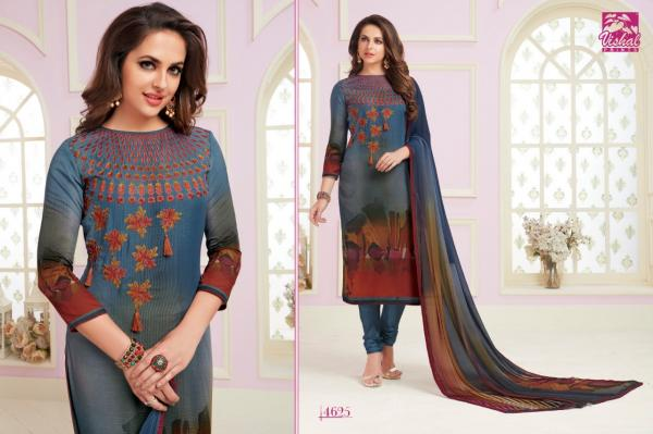 Vishal Fashions 4625 4634 Series