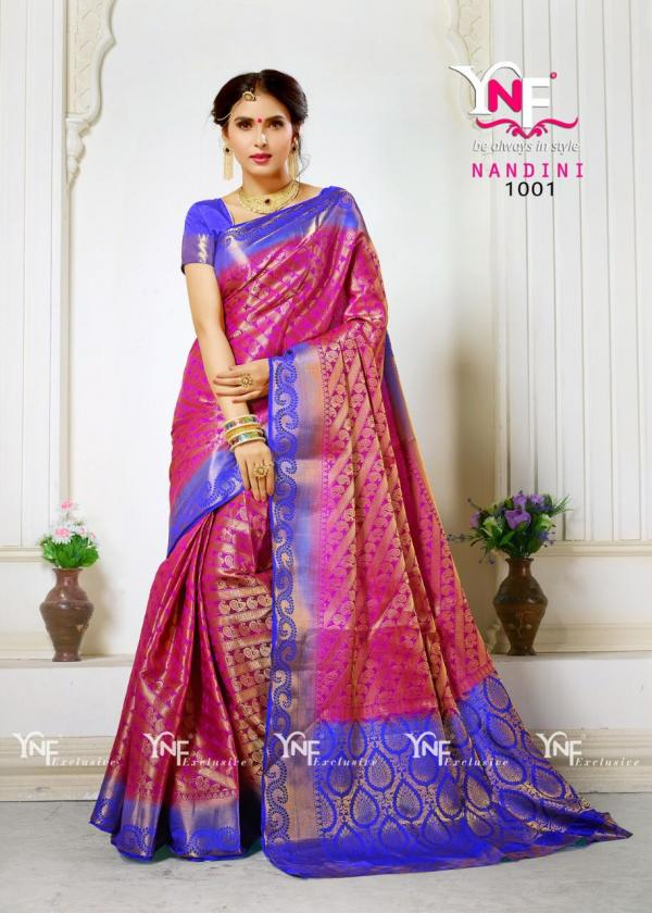 Yadu Nandan Fashion Nandini 1001 1011 Series
