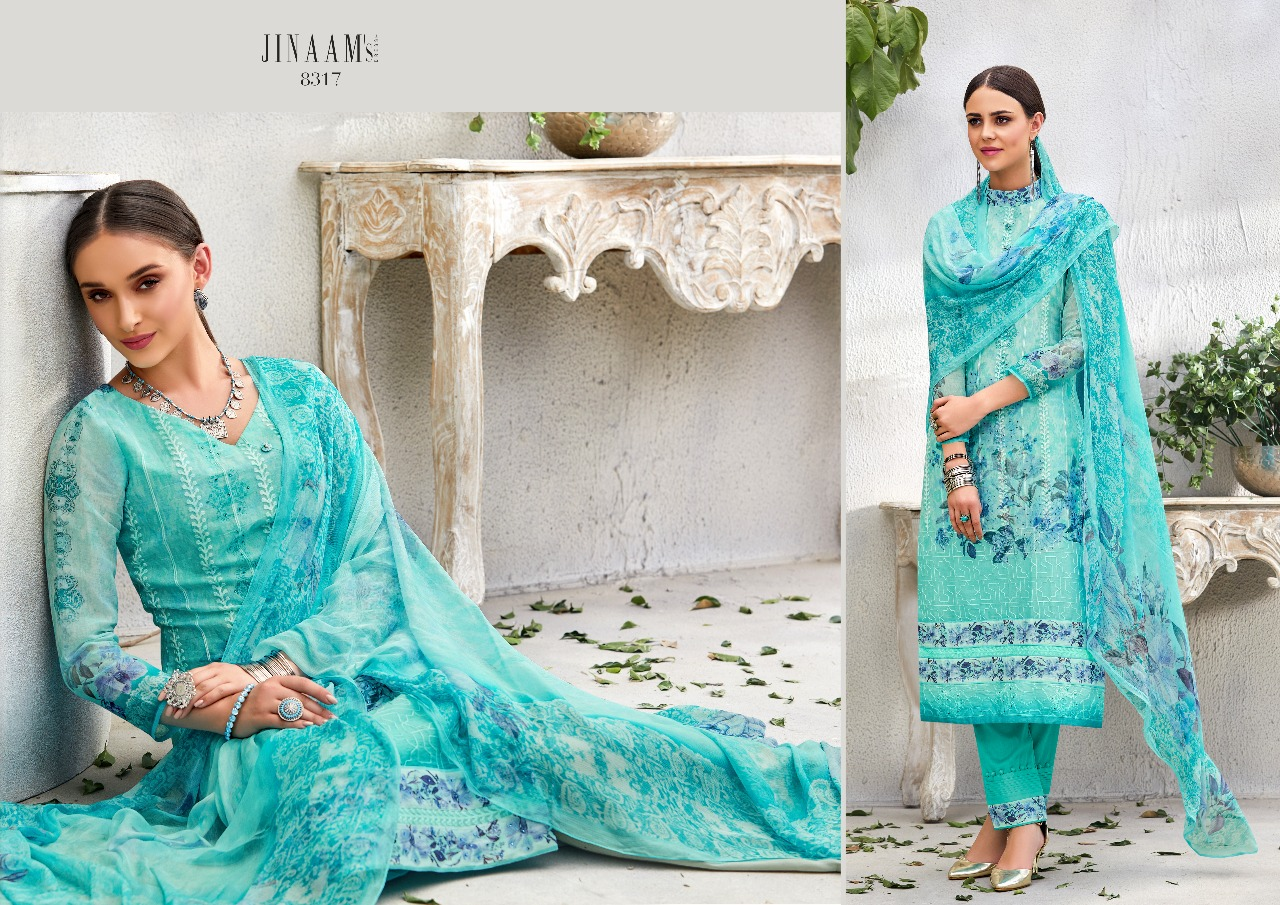 Jinaam Michelle Collection 8317