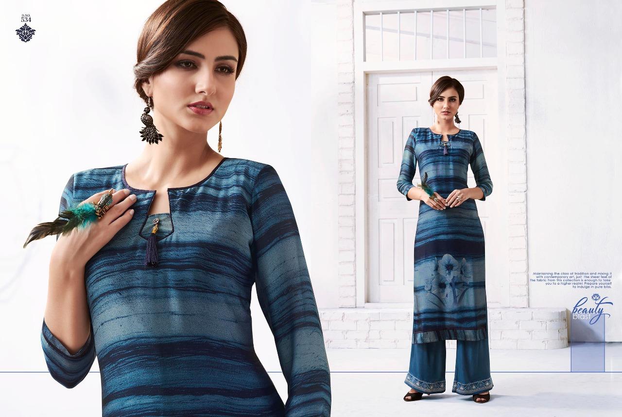 Kajree Fashion Fashion Fiesta 534