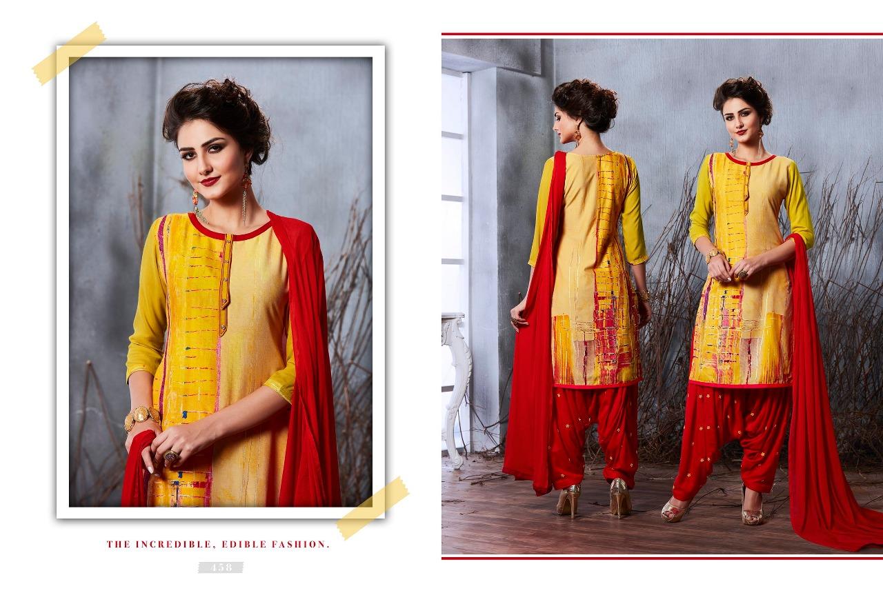 Kajree Fashion Royal Patiala  458