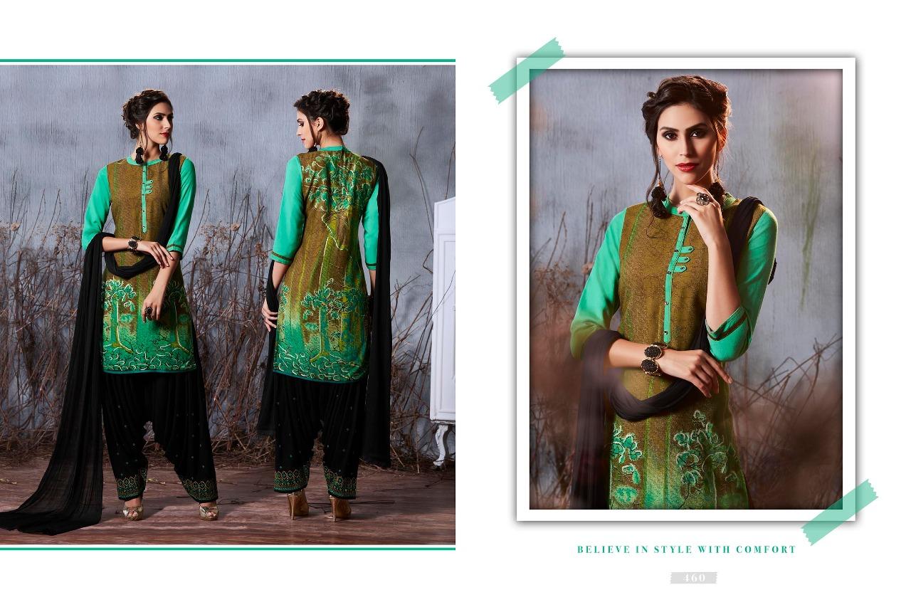 Kajree Fashion Royal Patiala  460