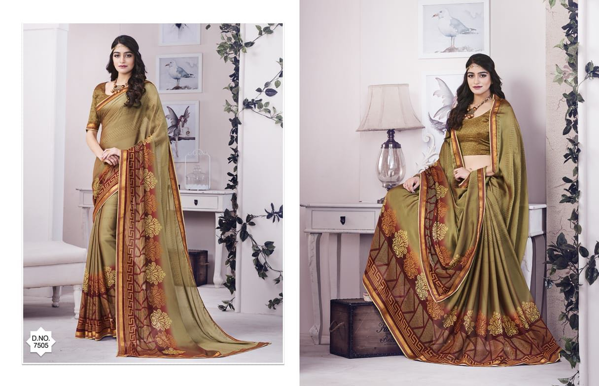 Kessi Fabrics Mahiya 7505