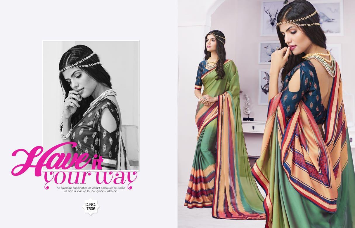 Kessi Fabrics Mahiya 7506