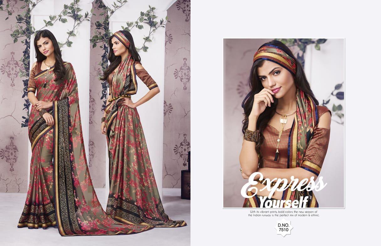 Kessi Fabrics Mahiya 7510