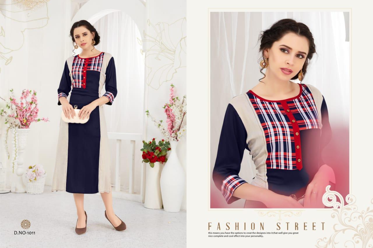 Kajri Style Priya 1011