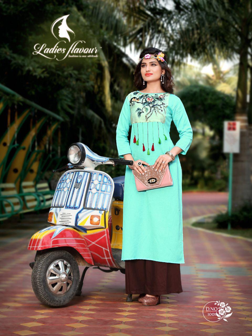Ladies Flavour Noor 1001
