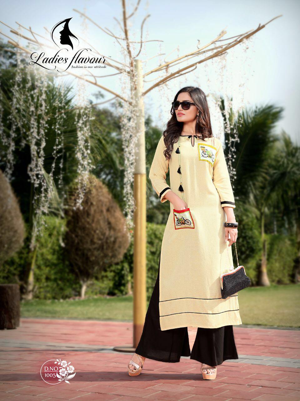Ladies Flavour Noor 1005