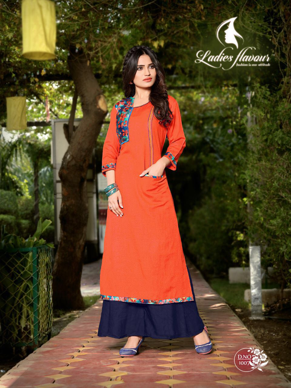 Ladies Flavour Noor 1007