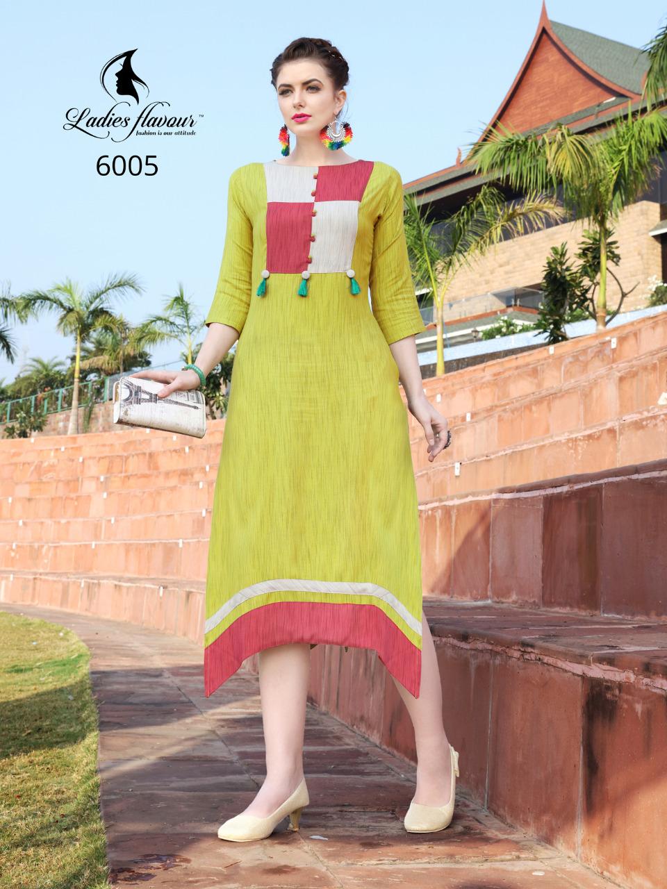 Ladies Flavour Nyra 6005