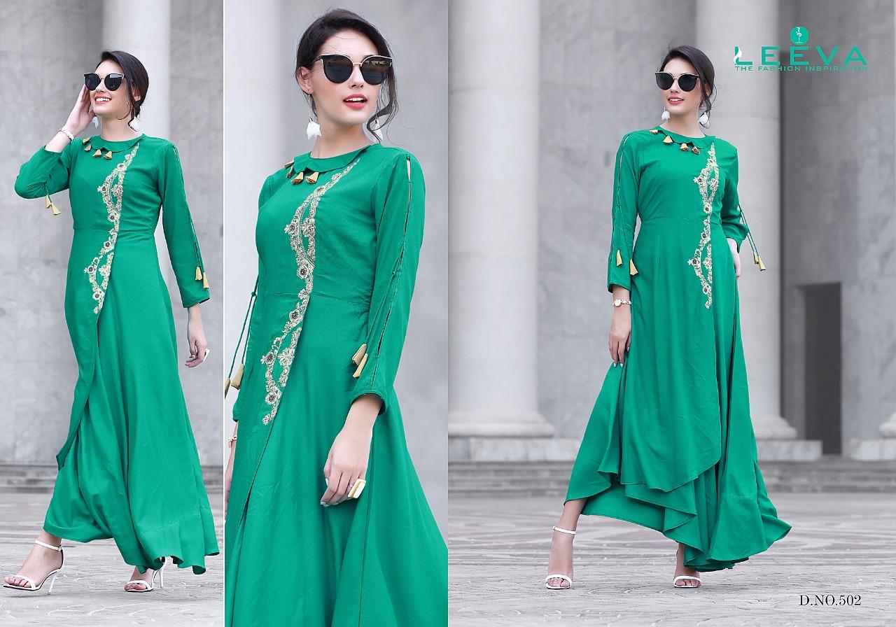 Leeva Fashion Gypsy 502