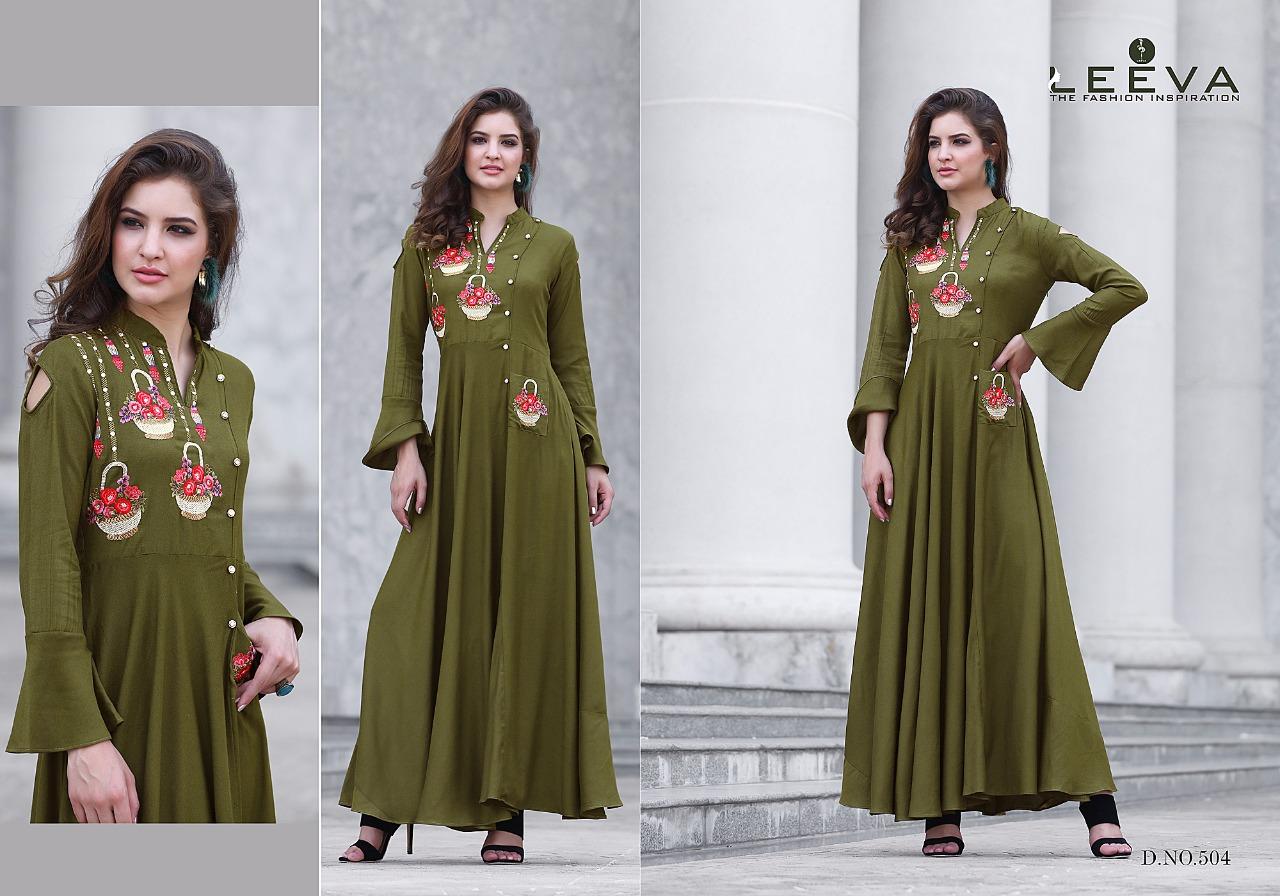Leeva Fashion Gypsy 504