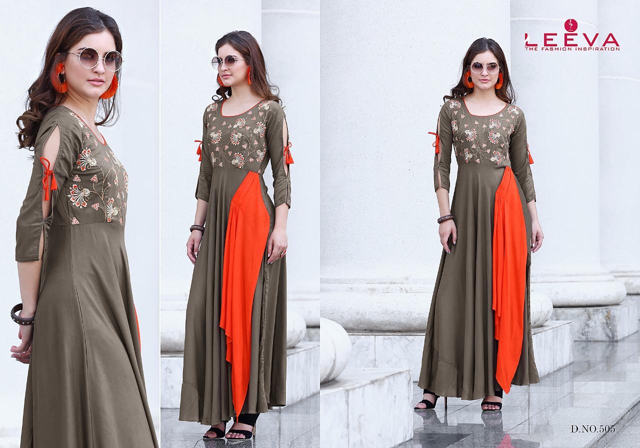 Leeva Fashion Gypsy 505